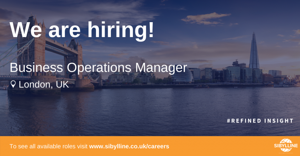 Business Operations Manager